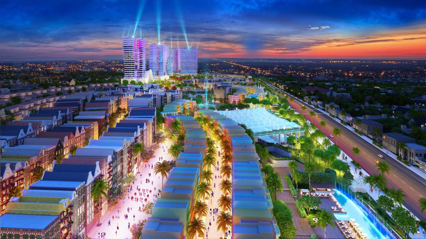 Phan Thiết khởi công phố đi bộ ẩm thực – shopping – tiệc tùng dài 2.000m - Ảnh 2.