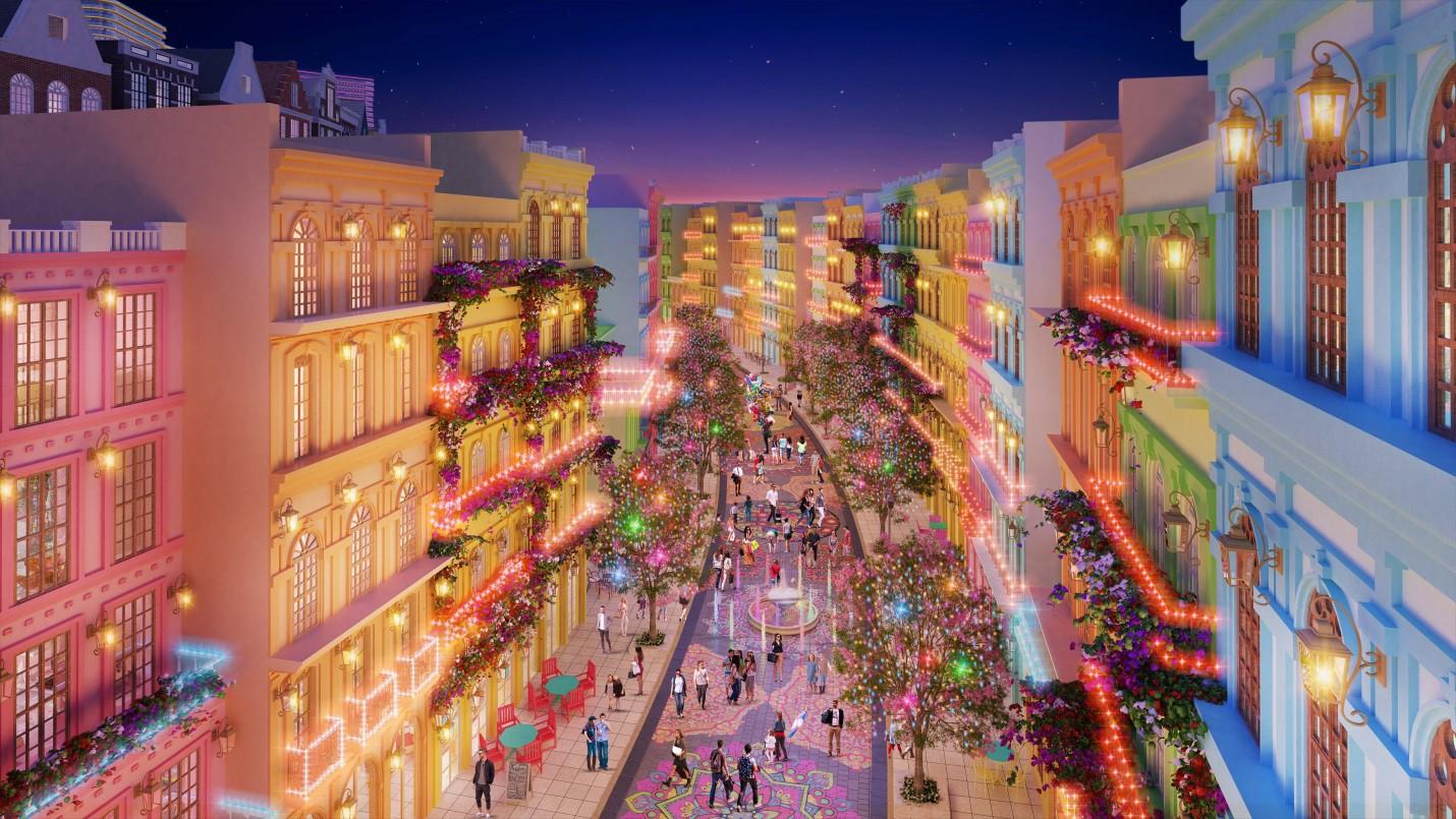 Phan Thiết khởi công phố đi bộ ẩm thực – shopping – tiệc tùng dài 2.000m - Ảnh 3.