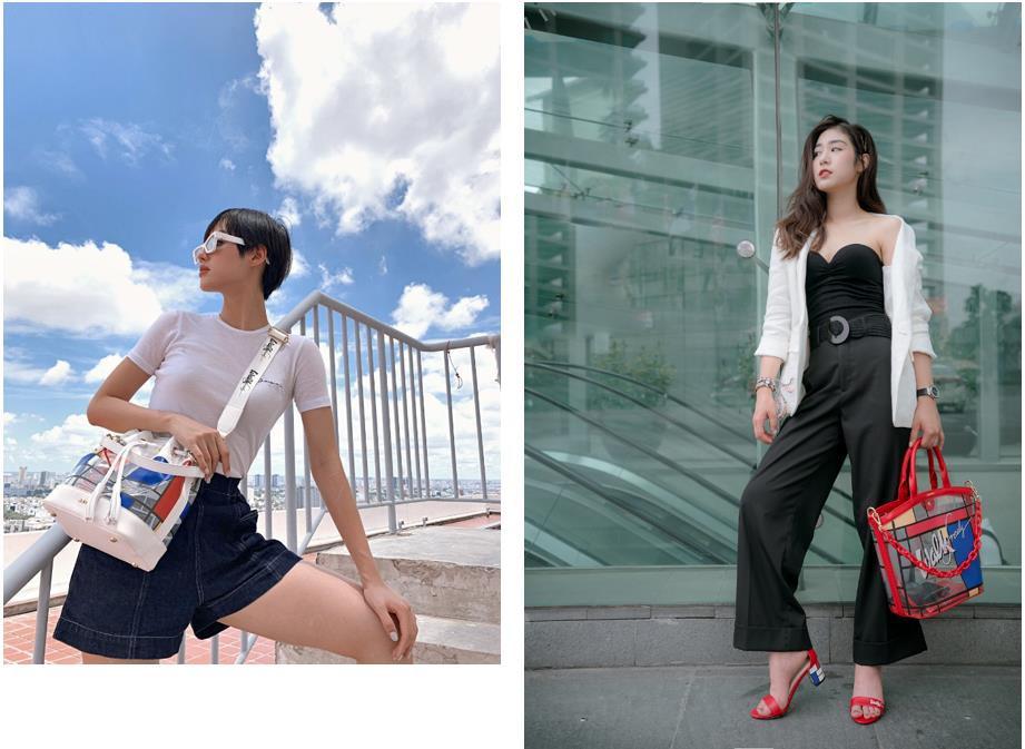 Làn sóng mới của street style tuần qua: Họa tiết Mondrian tưởng khó diện nhưng lại xuất hiện khắp phố - Ảnh 1.