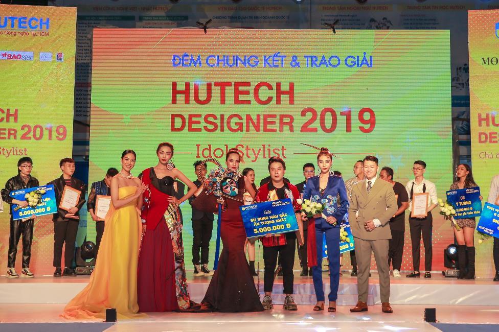 """Quán quân HUTECH Designer 2019 đăng quang với ý tưởng """"lạ"""" - Mũ giáp Kabuto - Ảnh 5."""