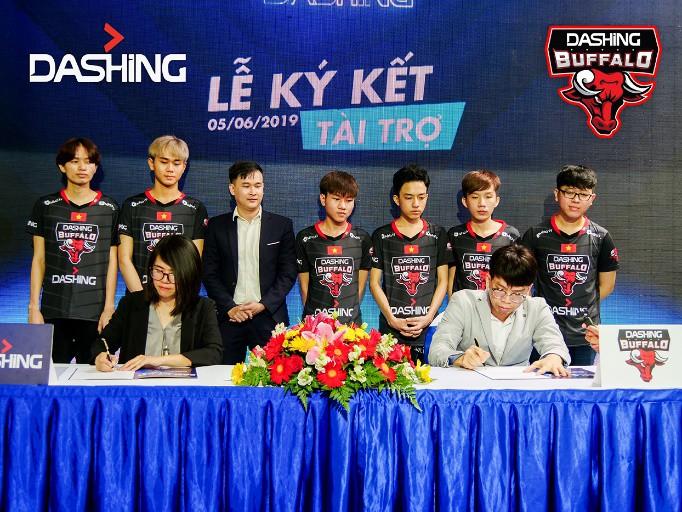 Dashing Buffalo và Saigon Heat công bố nhà tài trợ mới chuẩn bị cho một mùa giải siêu kịch tính - Ảnh 1.