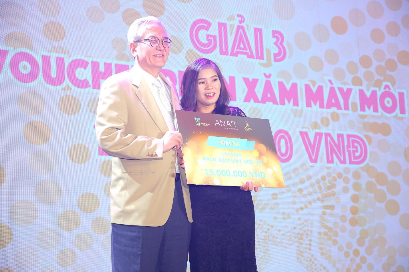Bích Phương cùng dàn hot face đình đám tụ hội tại sự kiện ra mắt thương hiệu mỹ phẩm ANA'T - Ảnh 3.