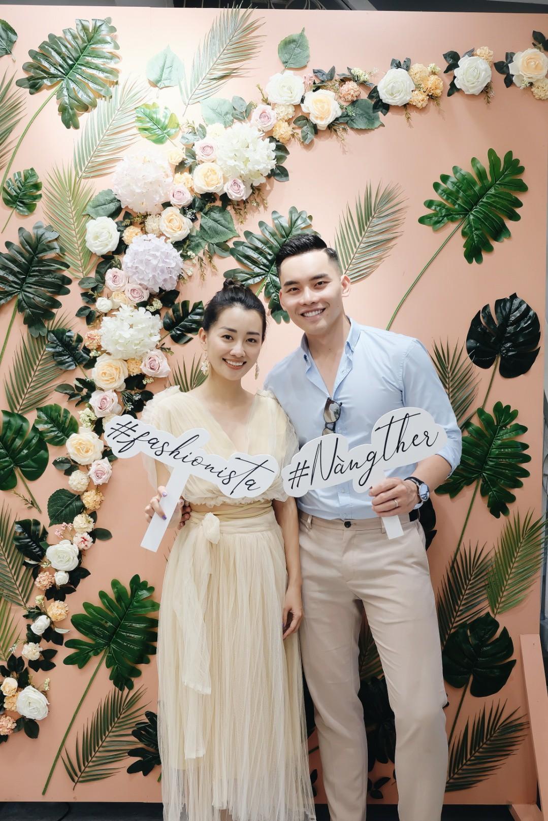 MC Quỳnh Chi ra mắt thương hiệu thời trang Ther Design - Ảnh 5.