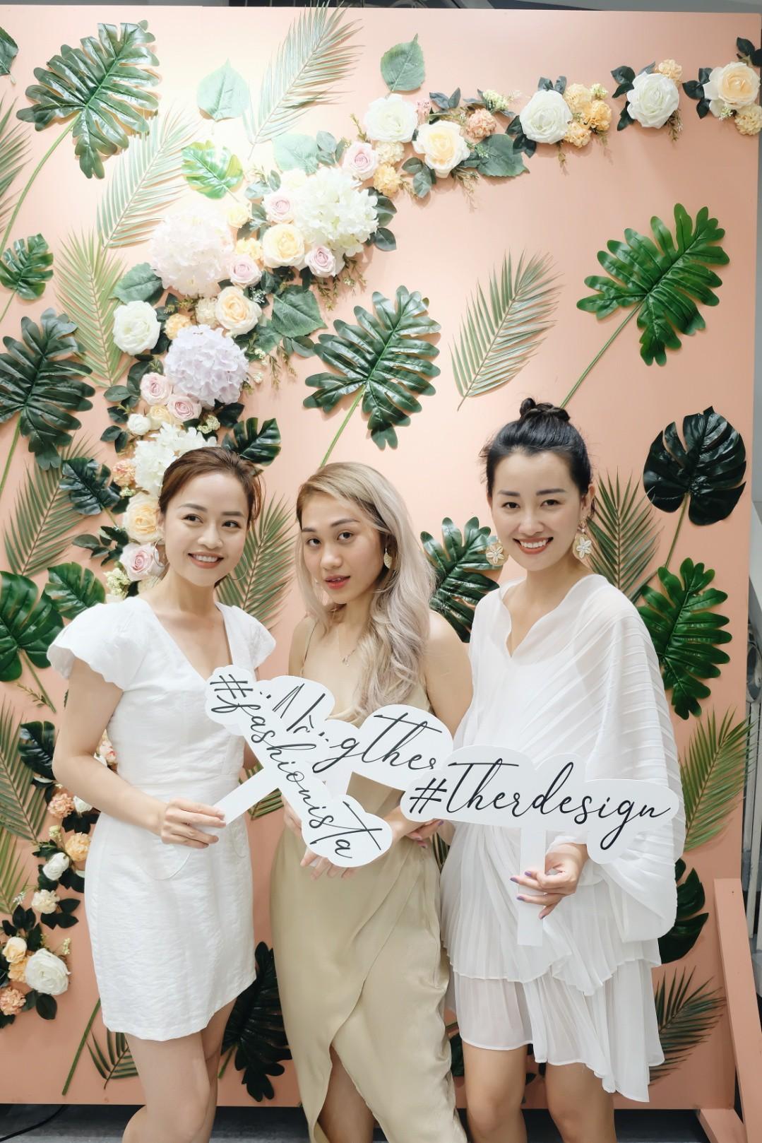MC Quỳnh Chi ra mắt thương hiệu thời trang Ther Design - Ảnh 7.
