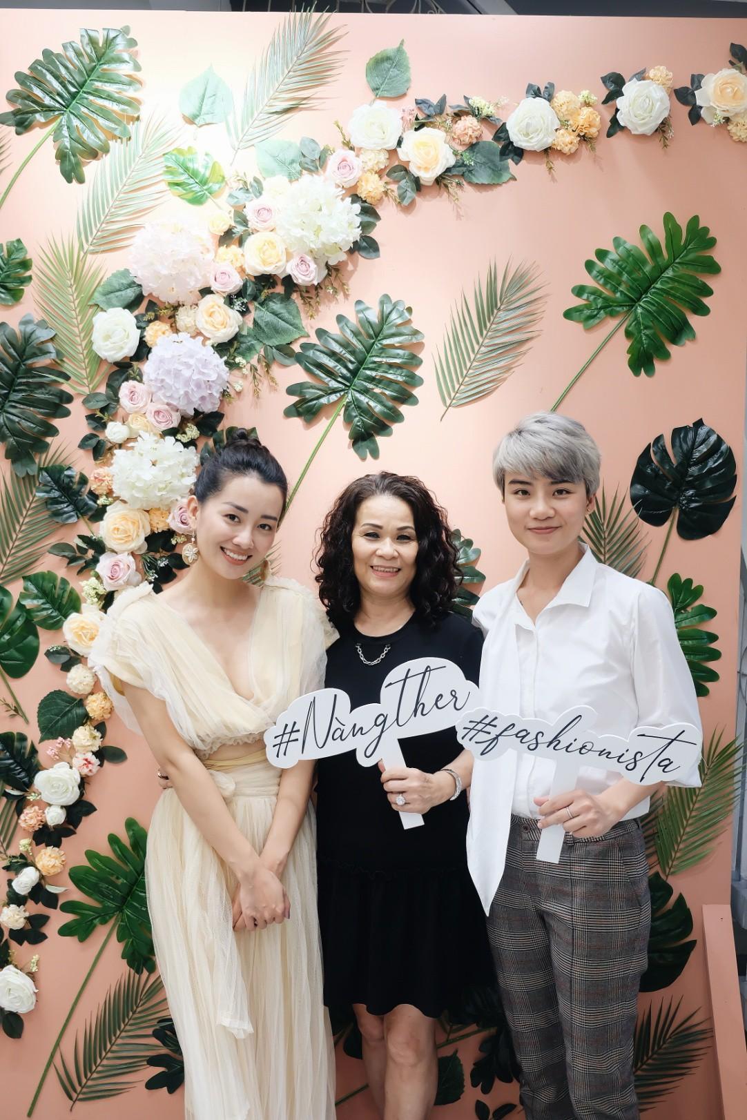 MC Quỳnh Chi ra mắt thương hiệu thời trang Ther Design - Ảnh 9.