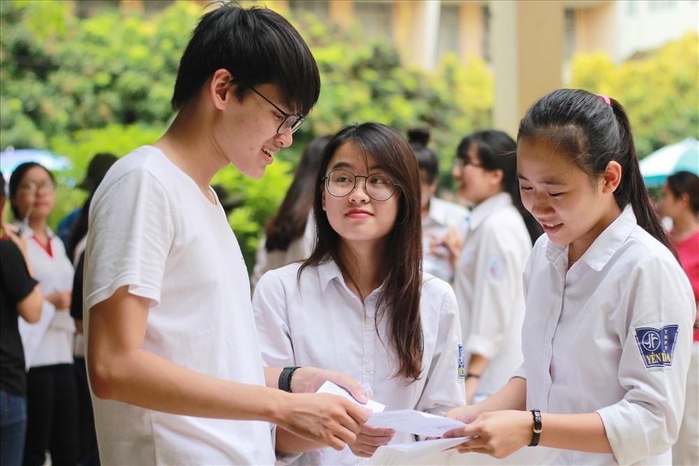 Kì thi THPT Quốc gia 2019, học sinh lớp 12 đã biết chọn nghề và định hướng đam mê? - Ảnh 1.