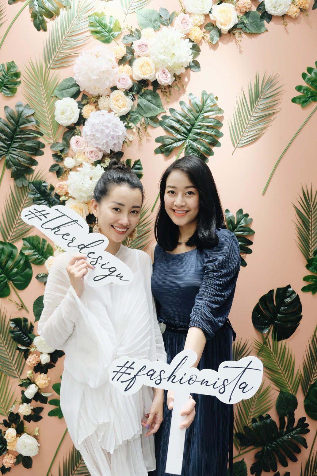MC Quỳnh Chi ra mắt thương hiệu thời trang Ther Design - Ảnh 2.
