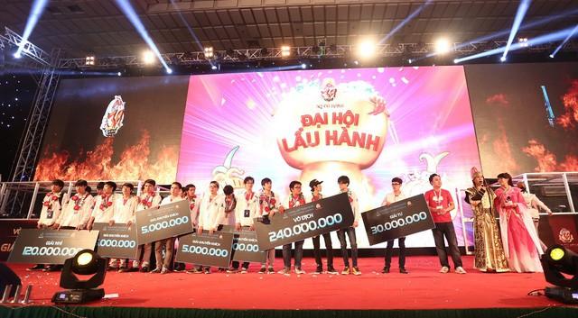 """""""Bom tấn"""" eSports Mobile Legends: Bang Bang và hành trình chinh phục game thủ Việt - ảnh 1"""