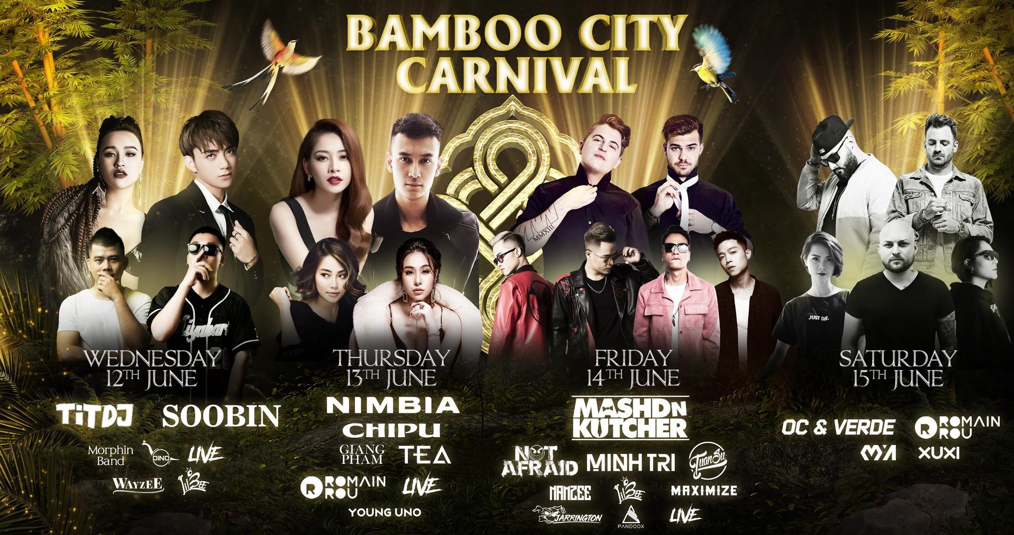 """Còn gì nóng bằng Bamboo City: Sold out 2.500 vé free sau 48h, giới trẻ xôn xao tìm cách """"thâm nhập""""? - Ảnh 2."""