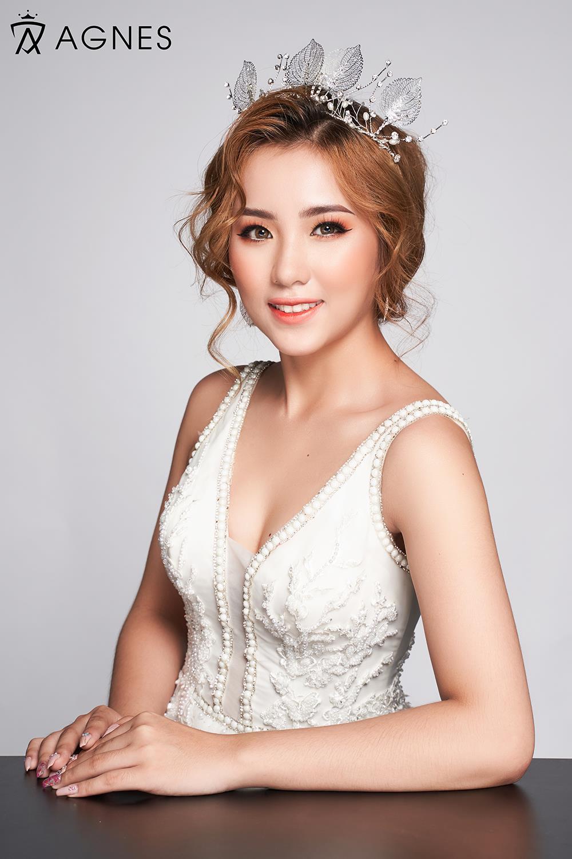 Mãn nhãn với 5 phong cách makeup cô dâu cùng Agnes Academy - Ảnh 4.