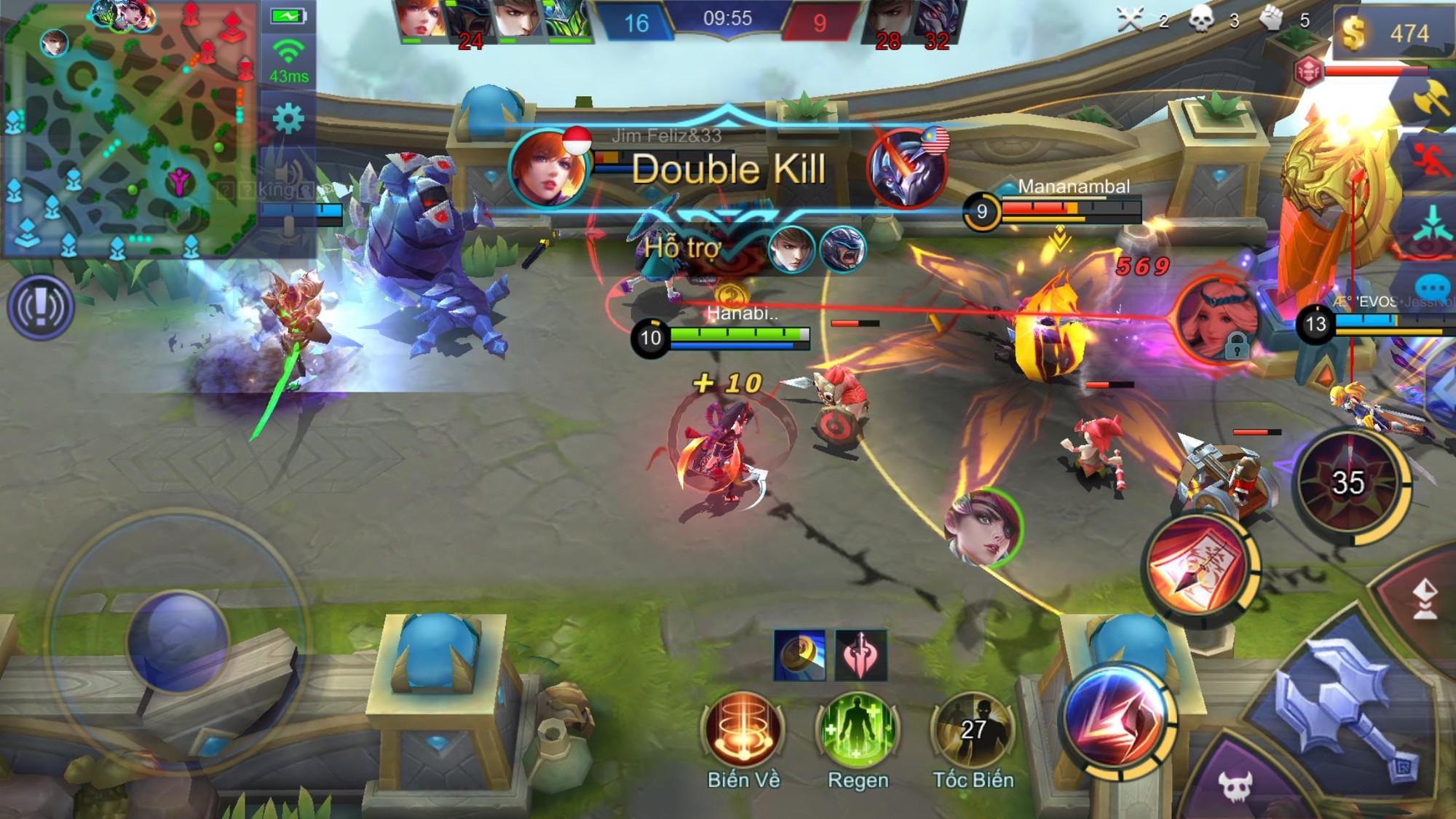 """""""Bom tấn"""" eSports Mobile Legends: Bang Bang và hành trình chinh phục game thủ Việt - Ảnh 4."""