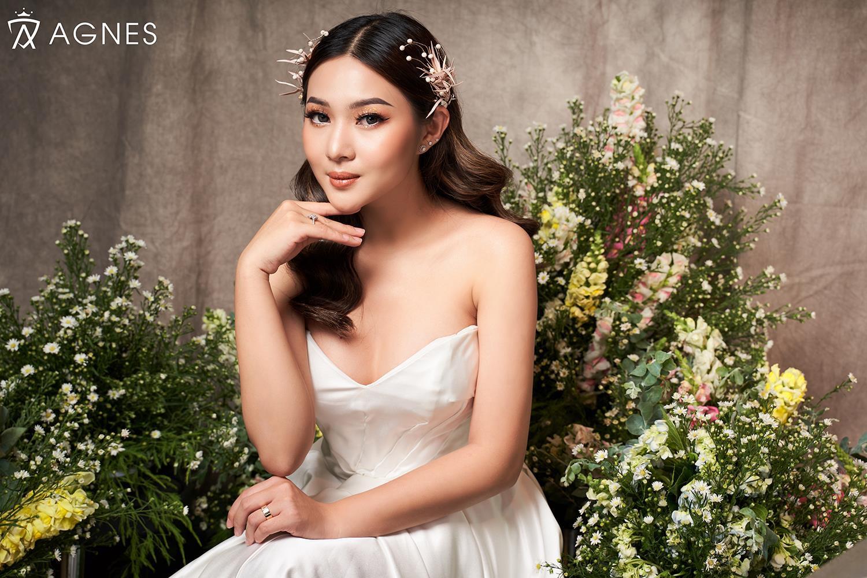 Mãn nhãn với 5 phong cách makeup cô dâu cùng Agnes Academy - Ảnh 5.