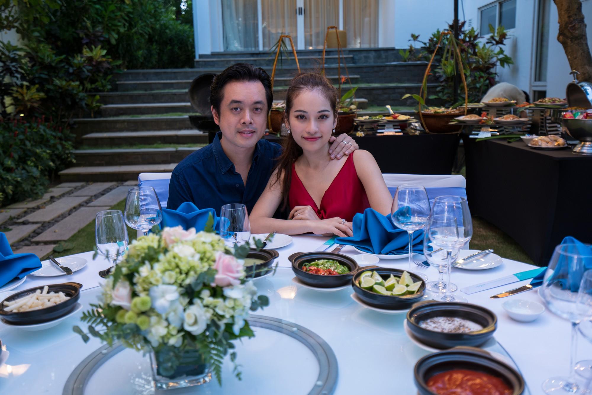 Đưa nàng đến Khu nghỉ dưỡng biển sang trọng hàng đầu thế giới dành cho gia đình, Dương Khắc Linh được vợ mới cưới hết lòng ca ngợi - Ảnh 1.