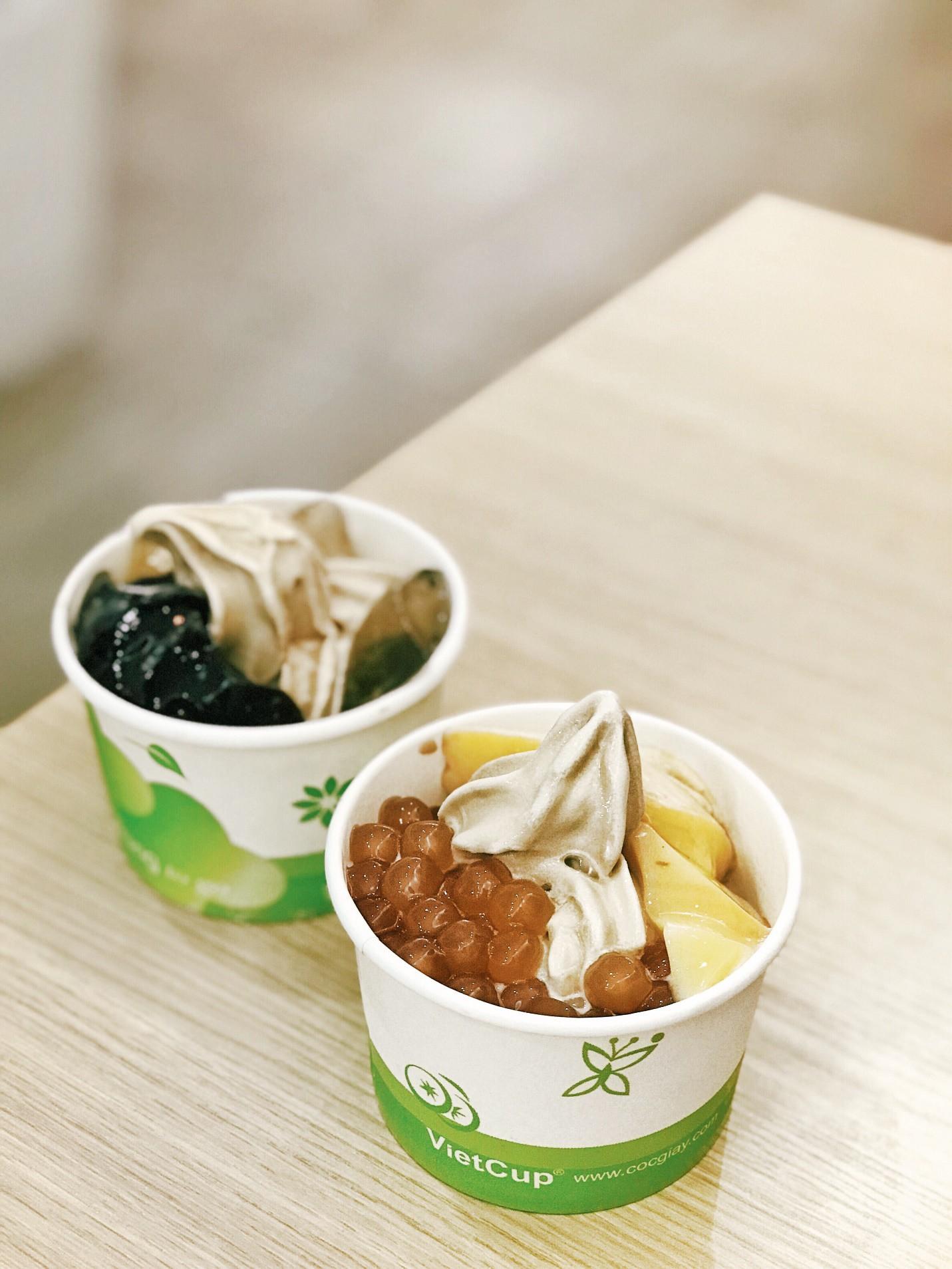 """""""Chill"""" cùng kem trà nướng Yi He Kao Nai - Ảnh 3."""