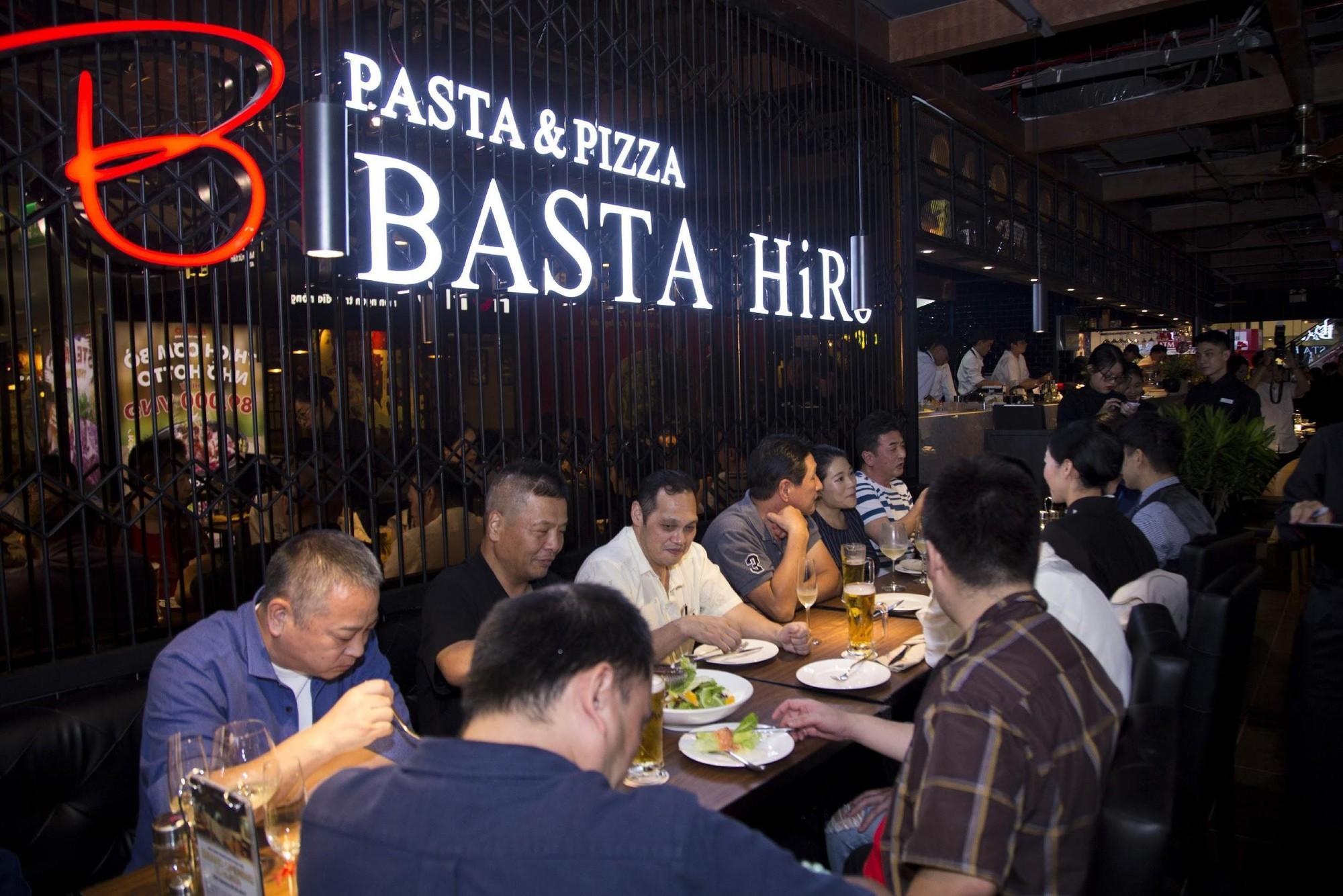Basta Hiro tưng bừng khai trương chi nhánh thứ 4 tại Vincom Đồng Khởi - Ảnh 3.