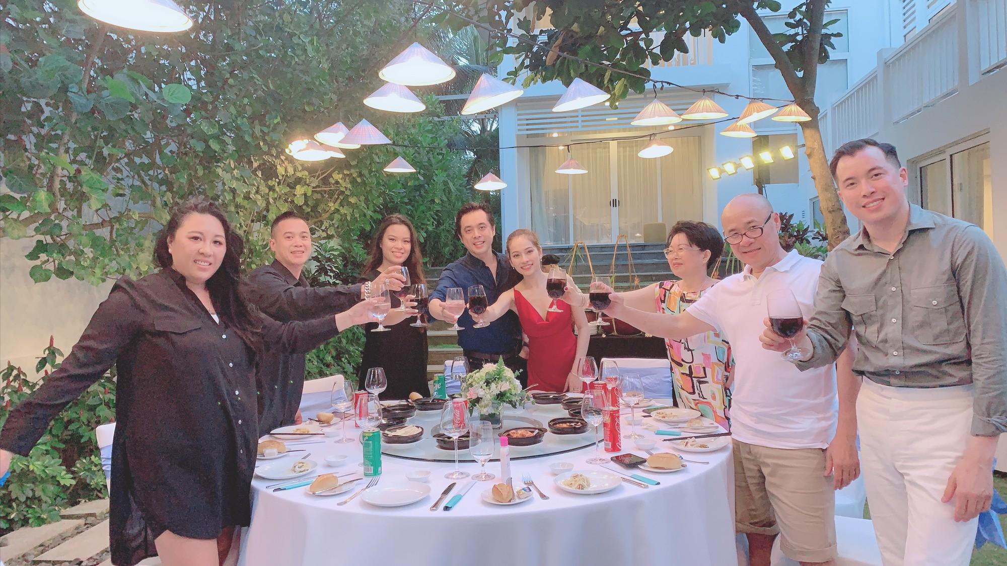Đưa nàng đến Khu nghỉ dưỡng biển sang trọng hàng đầu thế giới dành cho gia đình, Dương Khắc Linh được vợ mới cưới hết lòng ca ngợi - Ảnh 5.