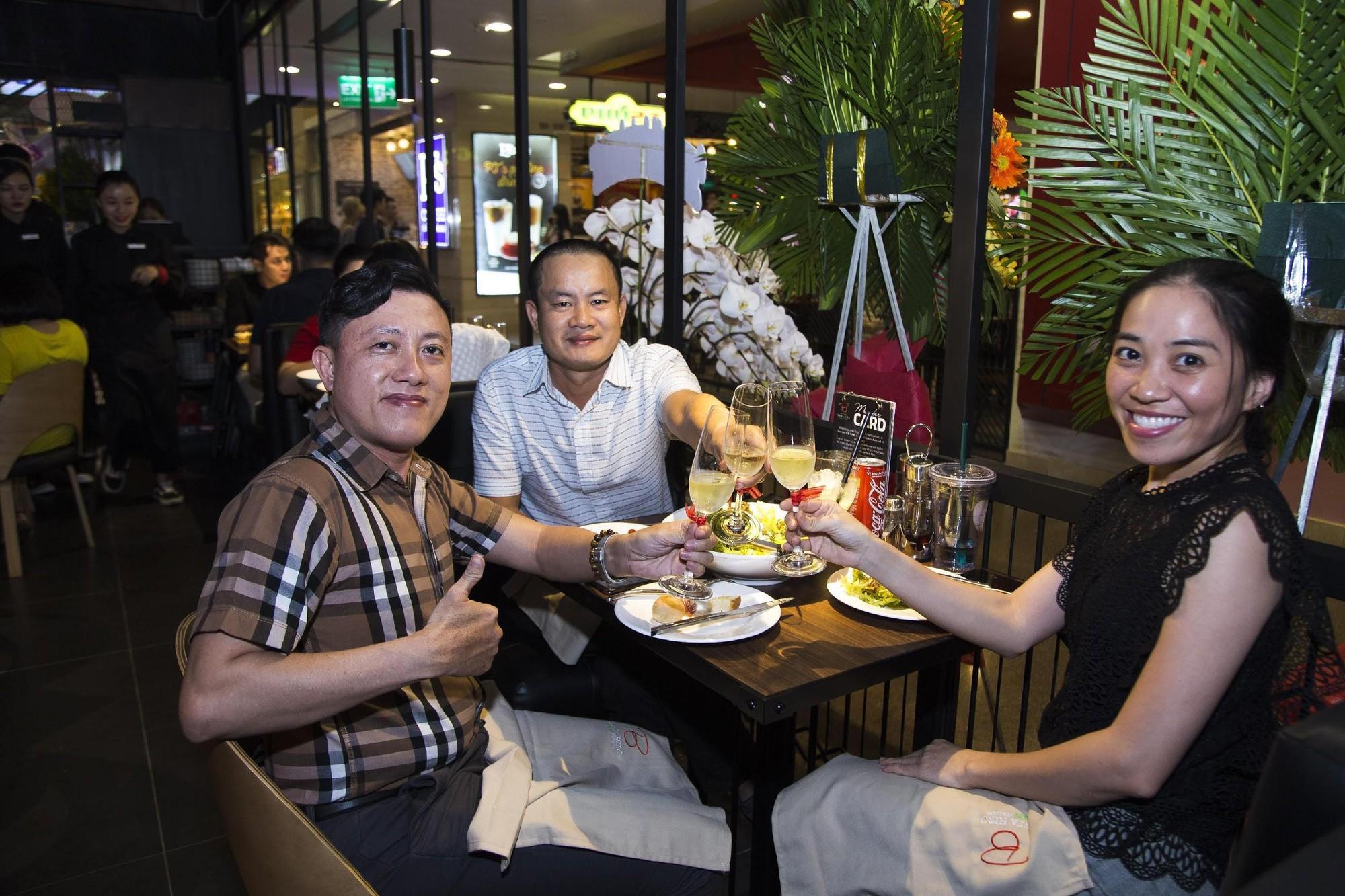 Basta Hiro tưng bừng khai trương chi nhánh thứ 4 tại Vincom Đồng Khởi - Ảnh 6.