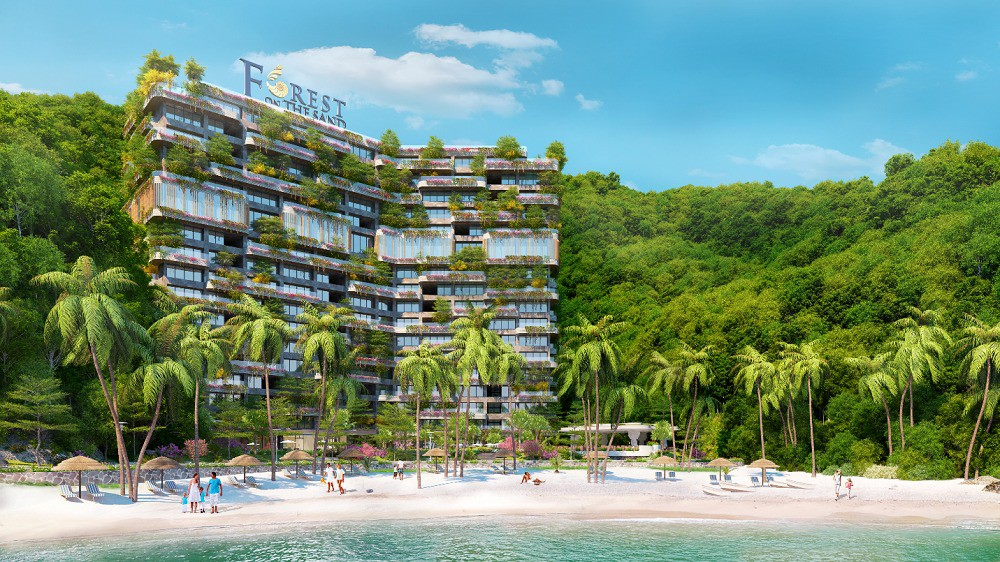 Flamingo Group khẳng định vị trí với dự án Forest on the Sand - Ảnh 1.