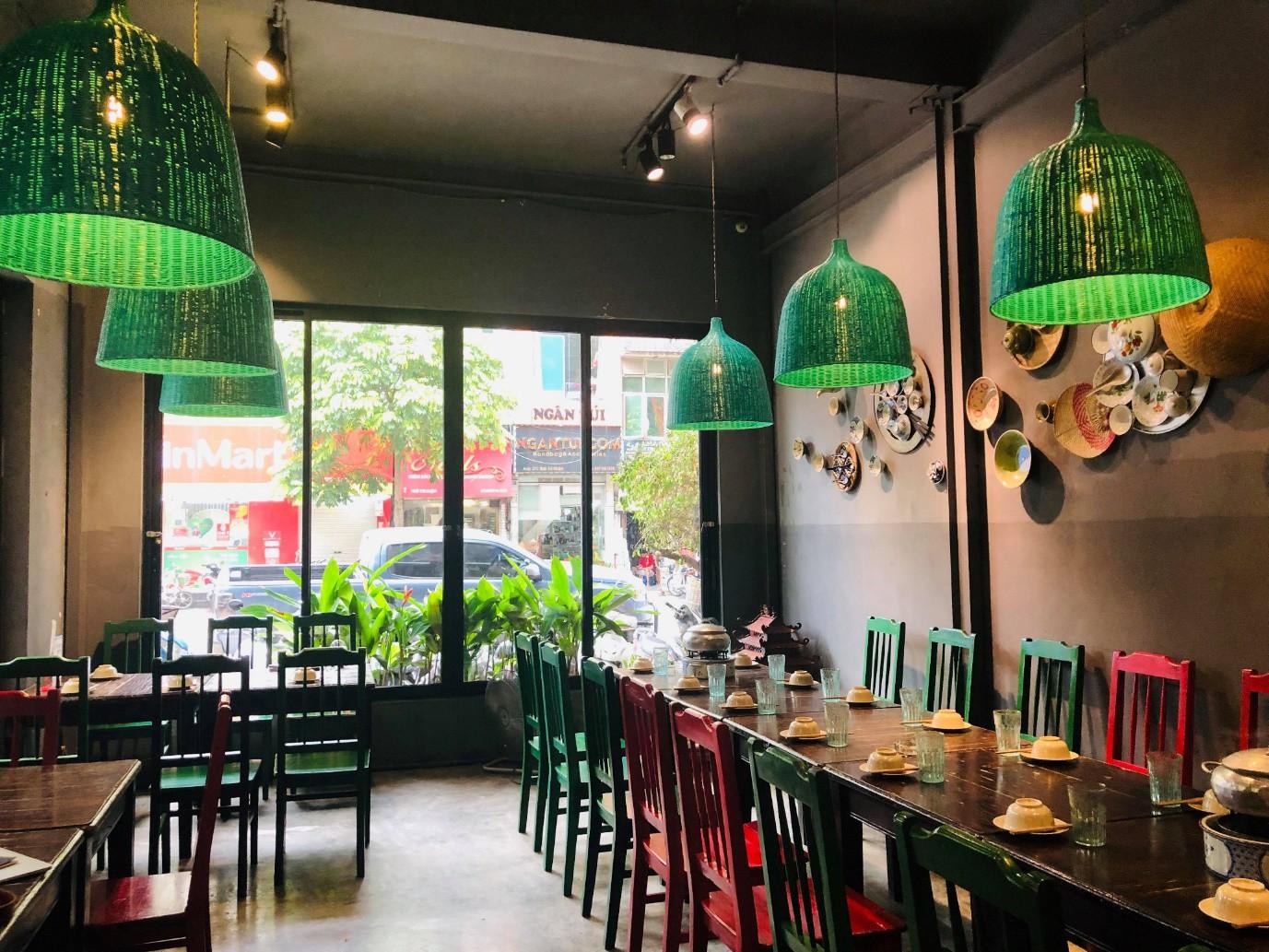 Hẻm Quán: Văn hoá ẩm thực Sài Gòn giữa lòng Hà Nội - Ảnh 4.