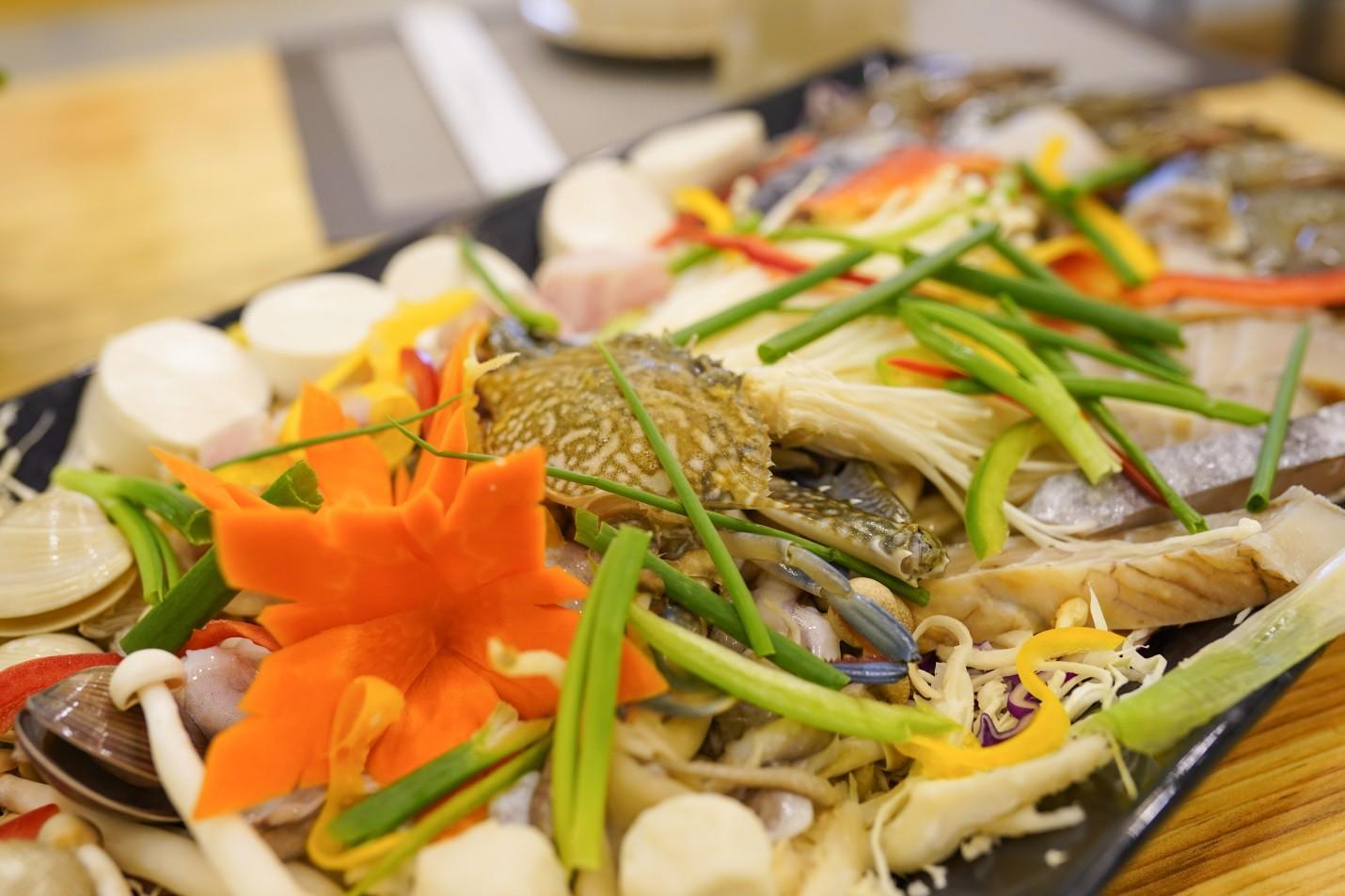 Ăn rau thả ga tại buffet rau Léguda Nha Trang - Ảnh 7.
