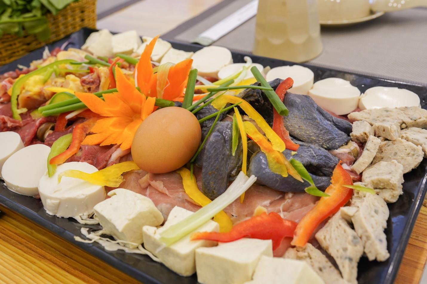 Ăn rau thả ga tại buffet rau Léguda Nha Trang - Ảnh 8.