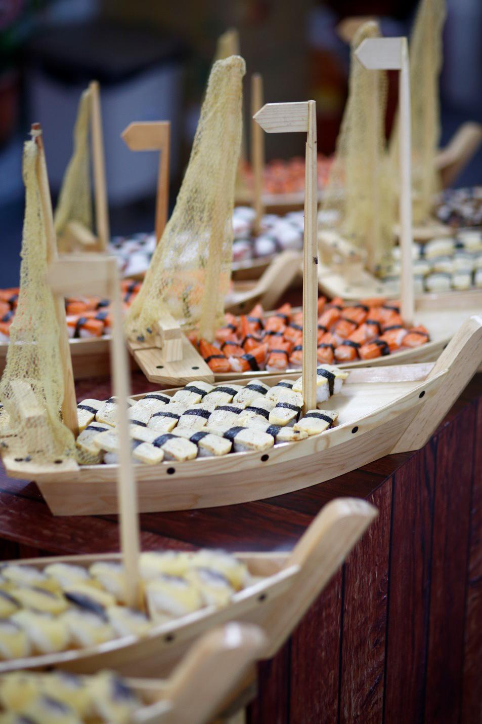 Hàng trăm tín đồ ẩm thực Việt thỏa mãn hết nấc vì được đắm mình trong thiên đường của ngon vật lạ! - Ảnh 3.