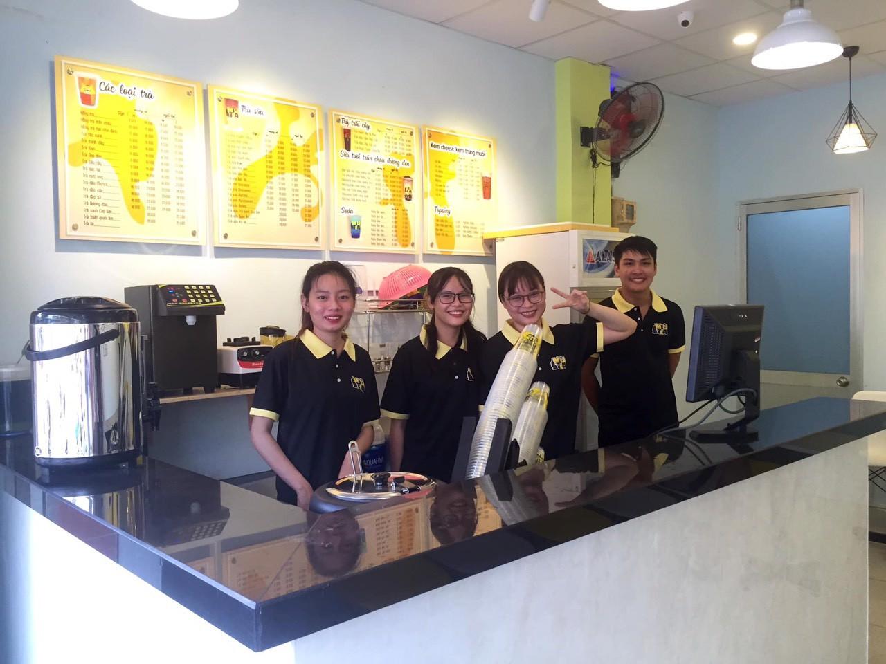 Cùng cạ cứng truy lùng chuỗi cửa hàng trà sữa made in Vietnam hot hit mùa hè - Ảnh 7.