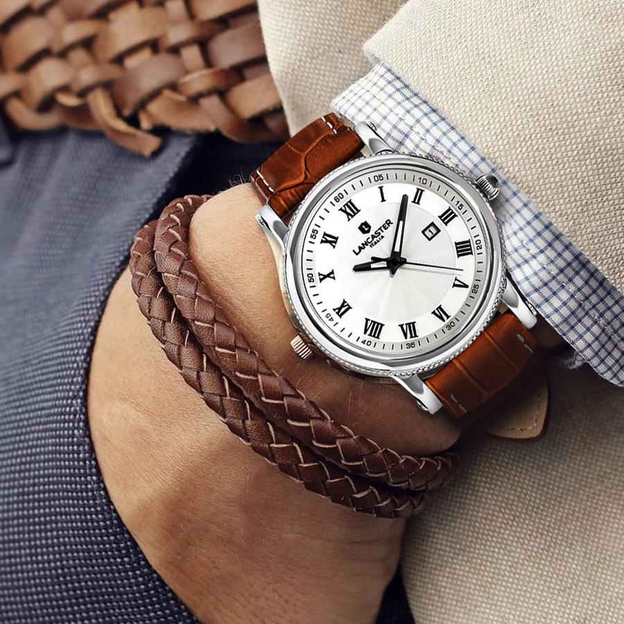 Tại sao đàn ông nhất định phải đeo đồng hồ? - Ảnh 1.