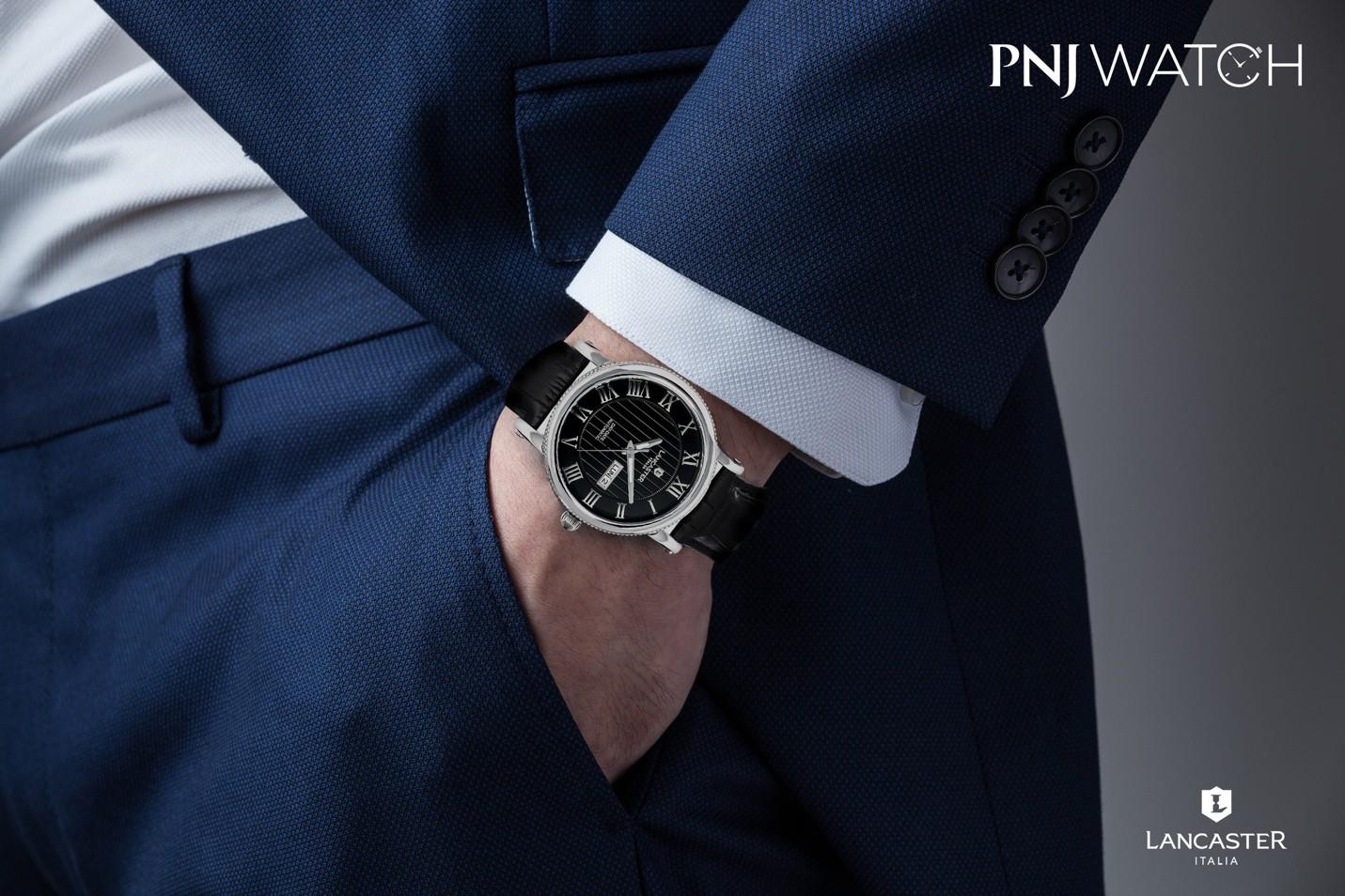 Tại sao đàn ông nhất định phải đeo đồng hồ? - Ảnh 3.