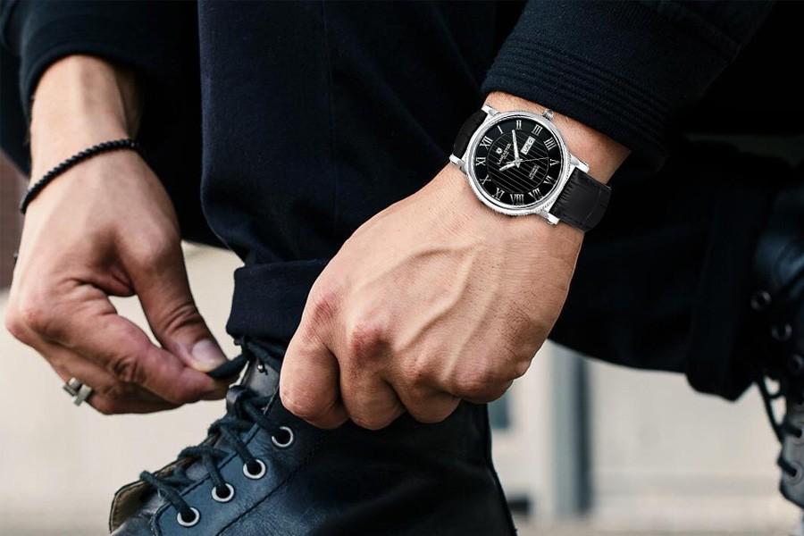 Tại sao đàn ông nhất định phải đeo đồng hồ? - Ảnh 4.