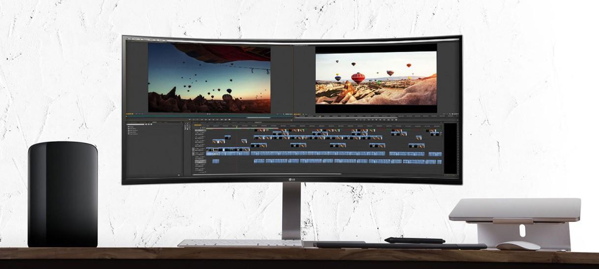 Màn hình LG 21:9 chuẩn màu: Xu hướng không thể cưỡng lại của người dùng đồ họa, giải trí và làm việc đa nhiệm - Ảnh 3.