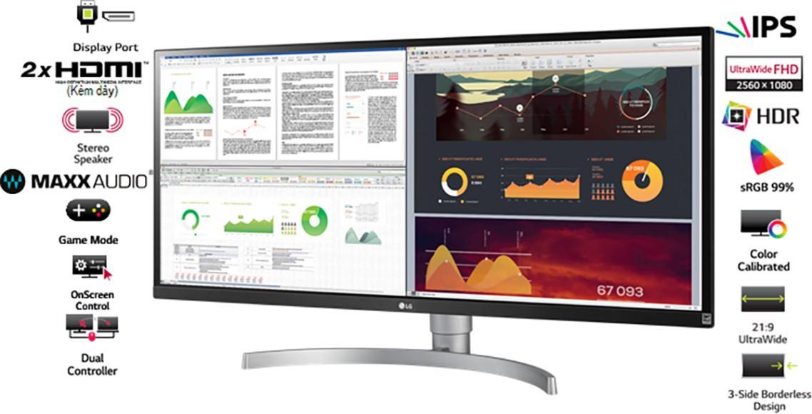 Màn hình LG 21:9 chuẩn màu: Xu hướng không thể cưỡng lại của người dùng đồ họa, giải trí và làm việc đa nhiệm - Ảnh 6.