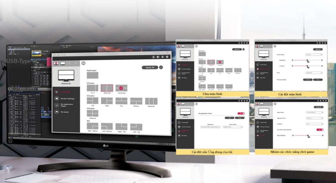 Màn hình LG 21:9 chuẩn màu: Xu hướng không thể cưỡng lại của người dùng đồ họa, giải trí và làm việc đa nhiệm - Ảnh 8.