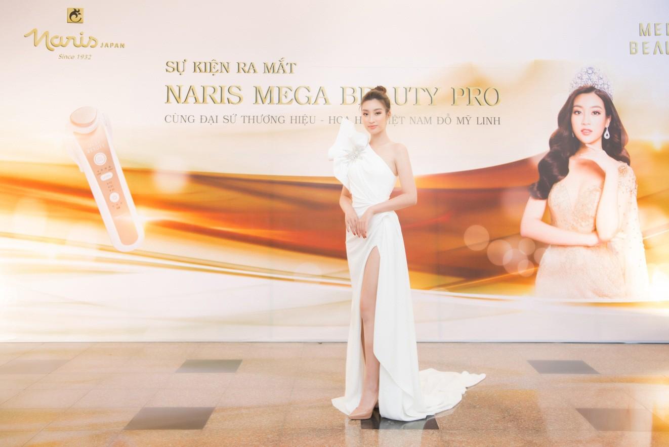 Bất ngờ kép đến từ Naris: Đại sứ thương hiệu Đỗ Mỹ Linh, tuyệt tác công nghệ làm đẹp Nhật Bản lần đầu có mặt tại Việt Nam - Ảnh 2.