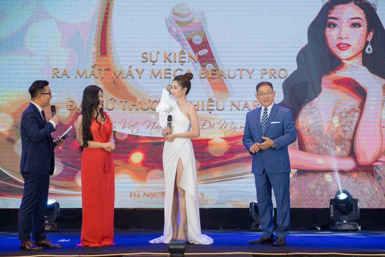Bất ngờ kép đến từ Naris: Đại sứ thương hiệu Đỗ Mỹ Linh, tuyệt tác công nghệ làm đẹp Nhật Bản lần đầu có mặt tại Việt Nam - Ảnh 5.