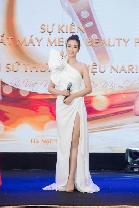 Bất ngờ kép đến từ Naris: Đại sứ thương hiệu Đỗ Mỹ Linh, tuyệt tác công nghệ làm đẹp Nhật Bản lần đầu có mặt tại Việt Nam - Ảnh 6.