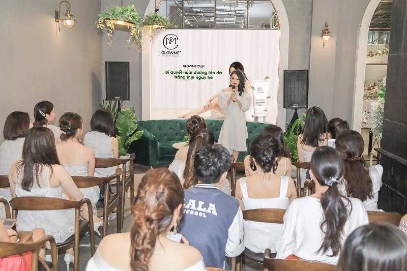 """Hoa hậu Trúc Diễm: Mải miết chăm sóc da mặt, đâu ngờ rằng da cơ thể mới là nơi """"tố cáo"""" mình nhiều nhất - Ảnh 2."""