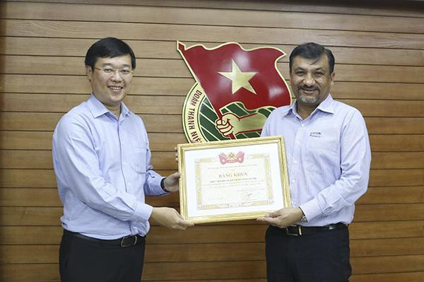 Suntory PepsiCo Việt Nam 2 năm liền lọt Top doanh nghiệp nộp thuế doanh nghiệp nhiều nhất - Ảnh 2.