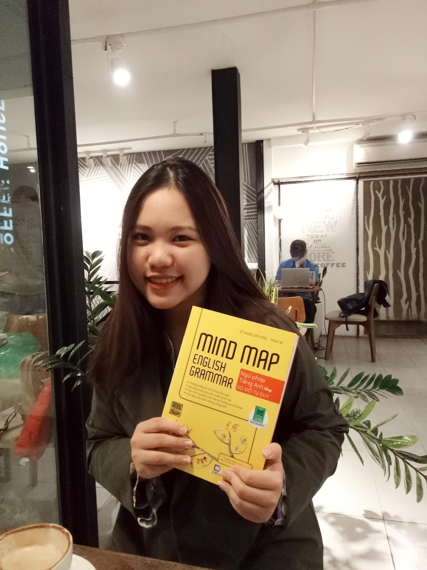 Review cuốn sách Mind map English Grammar - Ngữ pháp tiếng Anh bằng sơ đồ tư duy - Ảnh 4.