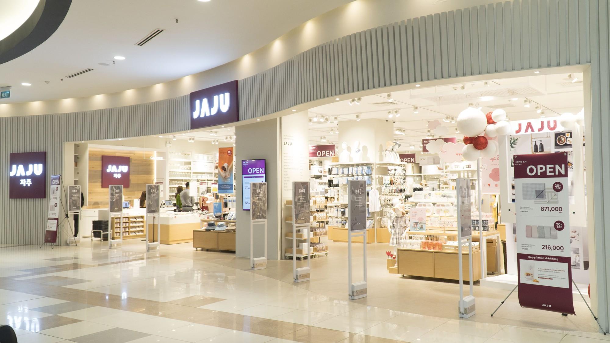 """Mãn nhãn với thương hiệu JAJU """"100% sản phẩm nội địa Hàn Quốc"""" lần đầu có mặt tại Việt Nam - Ảnh 1."""