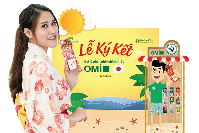 Giới trẻ xôn xao vì thông tin mỹ phẩm Omi chính hãng cực hot tại Nhật đến Việt Nam - Ảnh 1.