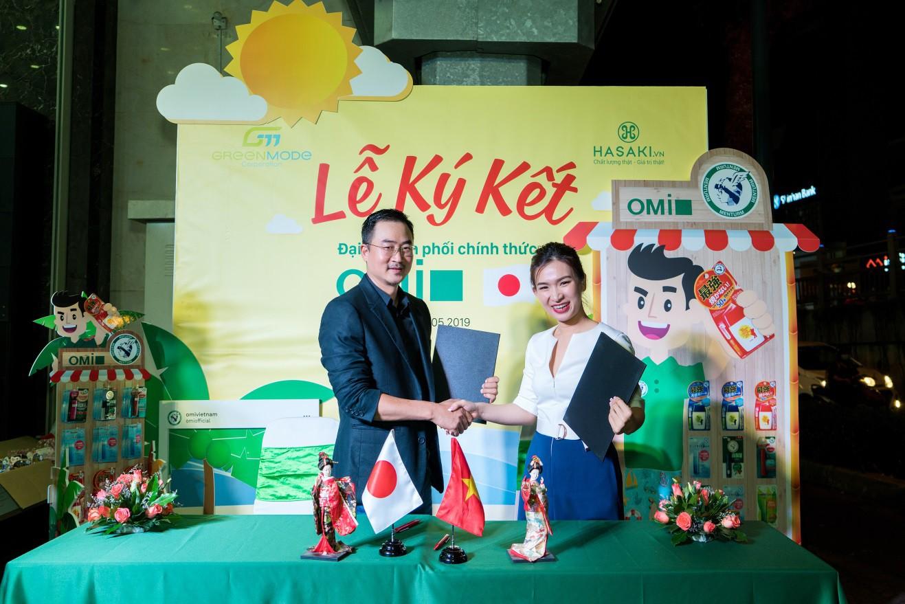 Giới trẻ xôn xao vì thông tin mỹ phẩm Omi chính hãng cực hot tại Nhật đến Việt Nam - Ảnh 2.