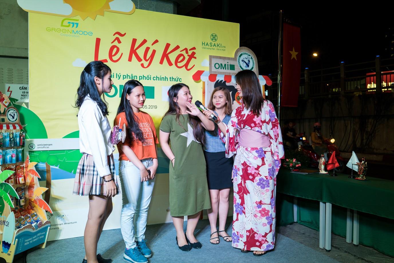Giới trẻ xôn xao vì thông tin mỹ phẩm Omi chính hãng cực hot tại Nhật đến Việt Nam - Ảnh 4.