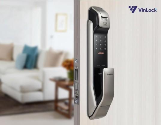 Hai thương hiệu khóa điện tử Hàn Quốc được ưa chuộng tại các chung cư cao cấp - Ảnh 1.