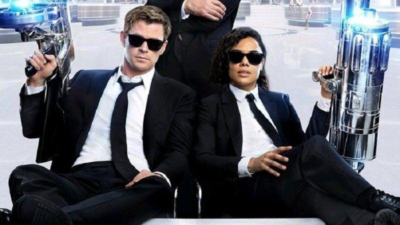 3 đặc điểm nhận dạng các đặc vụ áo đen Men In Black - Ảnh 1.