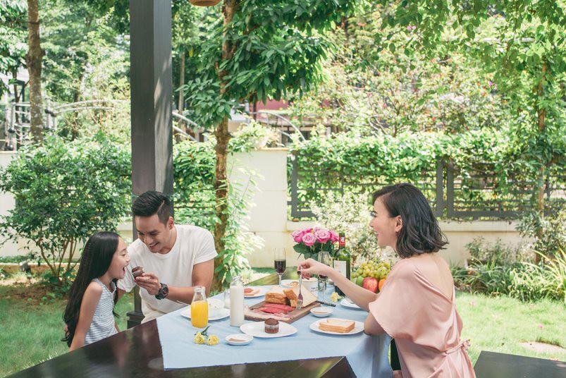 Nghỉ dưỡng với đầy đủ tiện ích tại Gamuda Gardens - Ảnh 2.