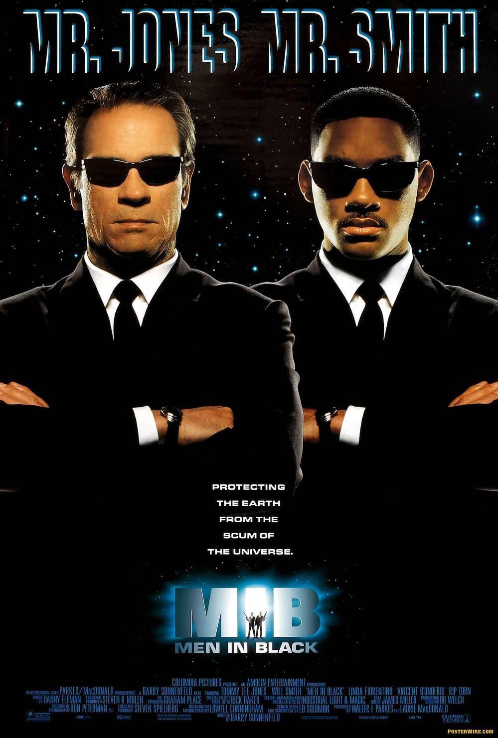3 đặc điểm nhận dạng các đặc vụ áo đen Men In Black - Ảnh 3.