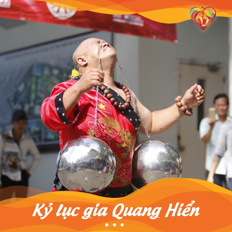 Có gì hấp dẫn ở chương trình Hội ngộ Kỷ lục gia Việt Nam 2019 tại HAPPYLAND? - Ảnh 4.