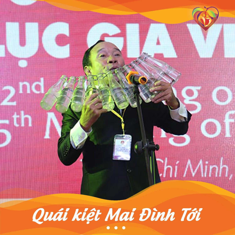 Có gì hấp dẫn ở chương trình Hội ngộ Kỷ lục gia Việt Nam 2019 tại HAPPYLAND? - Ảnh 5.