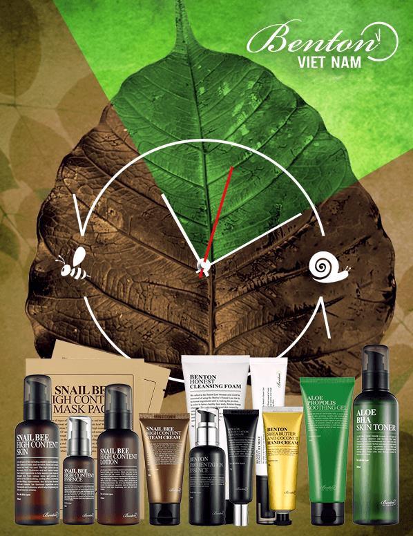 Benton: Từ cảm hứng quay ngược thời gian cho làn da đến thương hiệu mỹ phẩm drugstore xứ Hàn được yêu thích - Ảnh 2.
